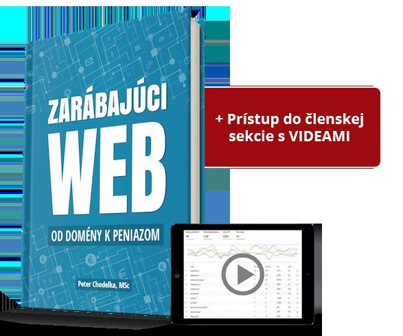 Zarábajúci web