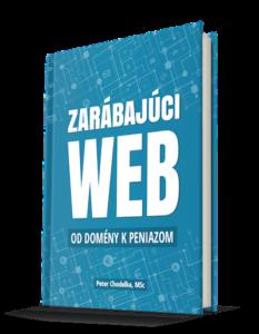 E-book Zarábajúci web