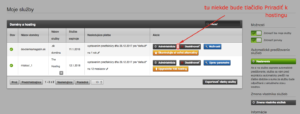 Inštalácia WordPressu krok 2
