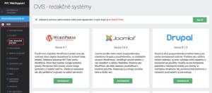 Inštalácia WordPressu - krok 4
