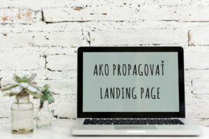 Platené a neplatené spôsoby, ako propagovať landing page